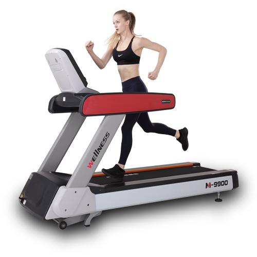 M-9900  Commercial Treadmill